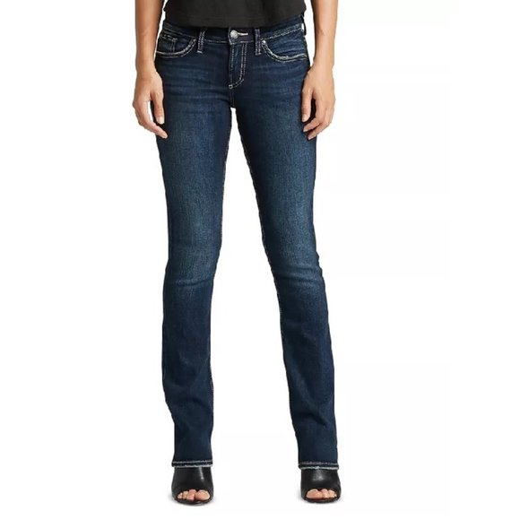Silver Jeans Co. Suki Slim Boot JeanS